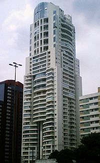 Edifício Mandarim no Brooklin